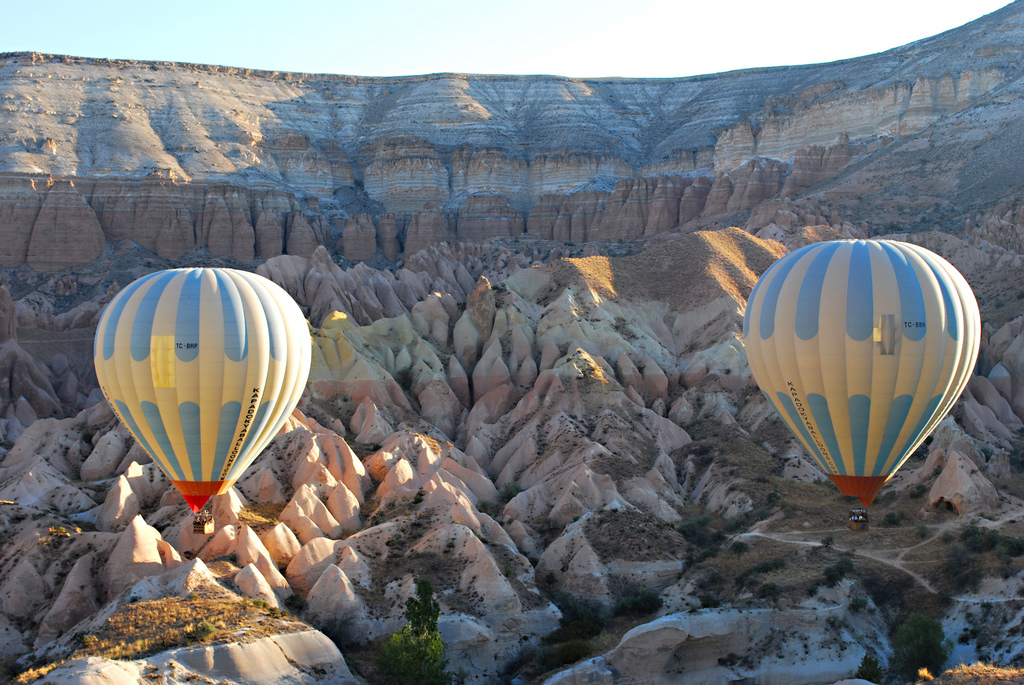 DAILY CAPPADOCIA BY FLIGHT