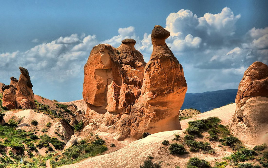 CAPPADOCIA TOUR BY OVERNIGHT BUS