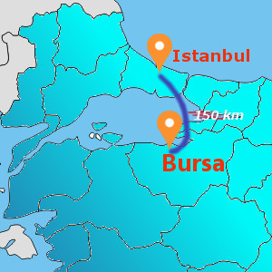 GREEN BURSA Full Day Tour
