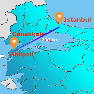 DAILY GALLIPOLI TOUR BY BUS