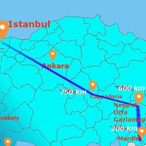 TREASURES OF EASTERN TURKEY 12 DAYS 11 NIGHTS