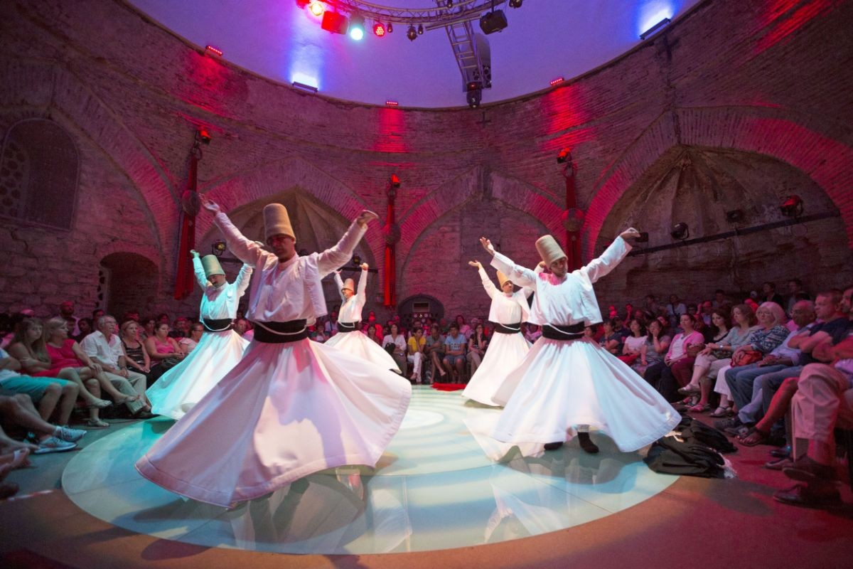 MEVLEVI SEMA CEREMONY & SUFI MUSIC CO