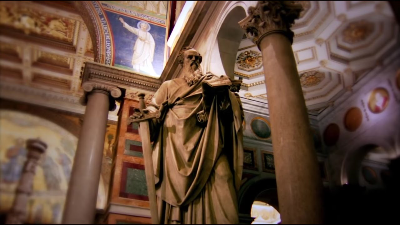 IN FOOTSTEPS OF SAINT PAUL  12 DAYS 1