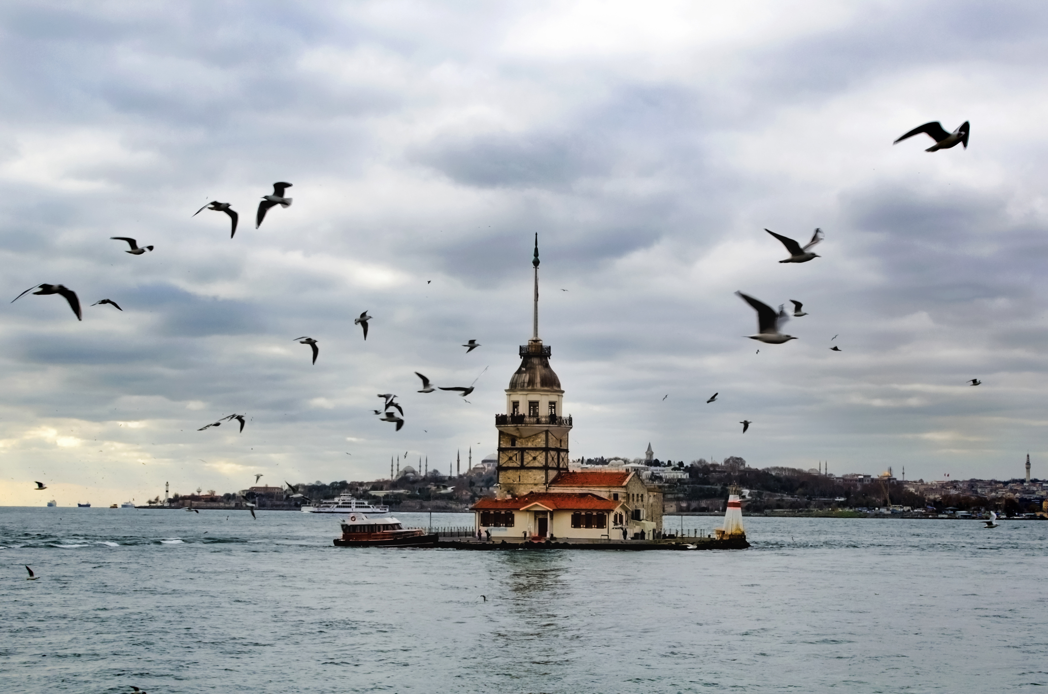 BOSPHORUS CRUISE – HALF DAY