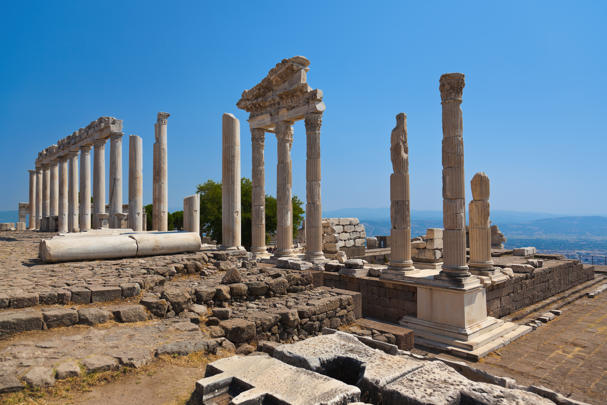 GALLIPOLI - TROY - PERGAMON 2 DAYS 1 NIGHT BY BUS