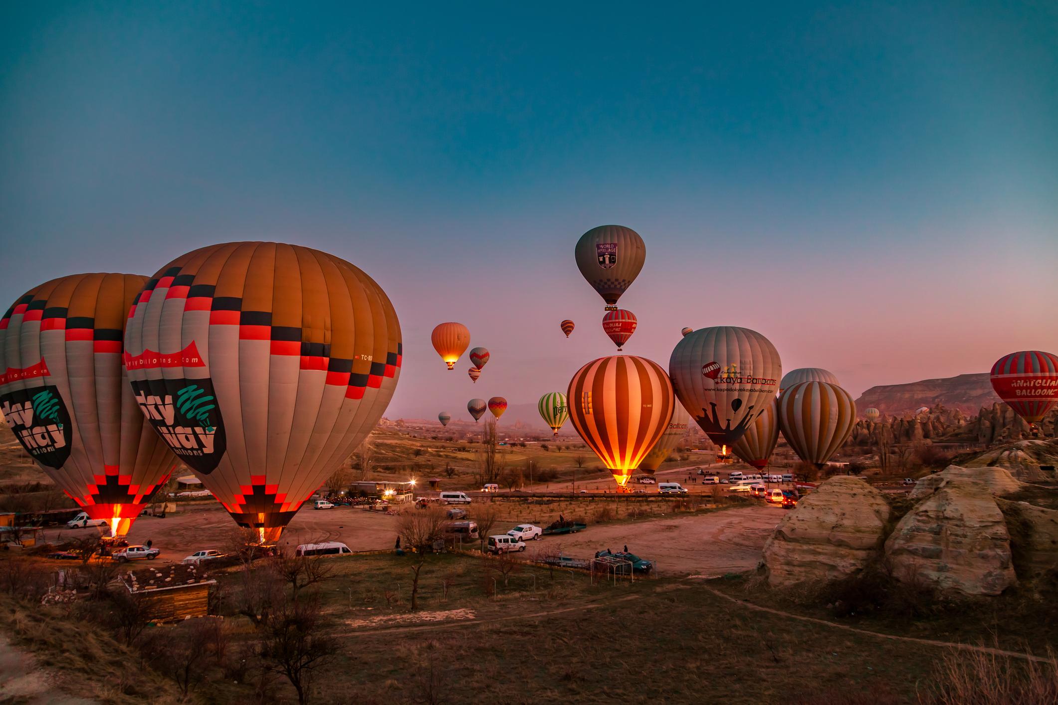 7 Days Istanbul-Cappadocia-Ephesus-Pamukkale  Tour