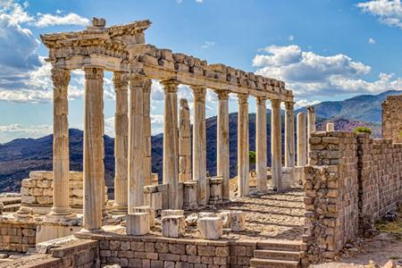 DAILY PERGAMON TOUR BY FLIGHT
