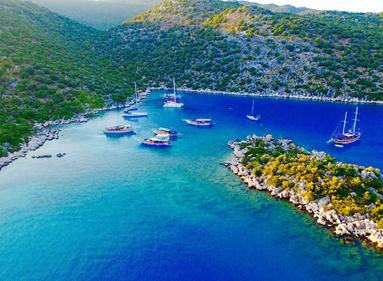 OLYMPOS-FETHIYE 4 DAYS 3 NIGHTS BY FLIGHT